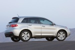 2011 Acura RDX in Palladium Metallic - Static Side View