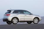 Picture of 2011 Acura RDX in Palladium Metallic