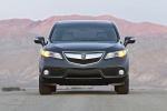2013 Acura RDX in Graphite Luster Metallic - Static Frontal View