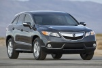 Picture of 2015 Acura RDX in Graphite Luster Metallic