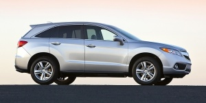 Research the 2015 Acura RDX
