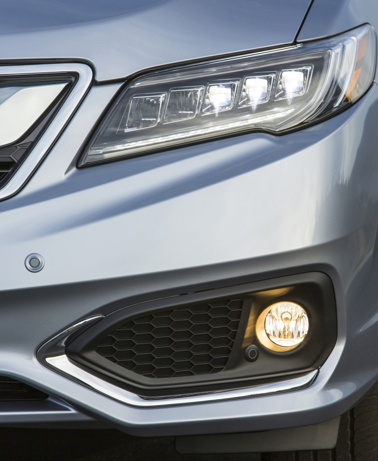 2017 Acura RDX AWD Headlight Picture