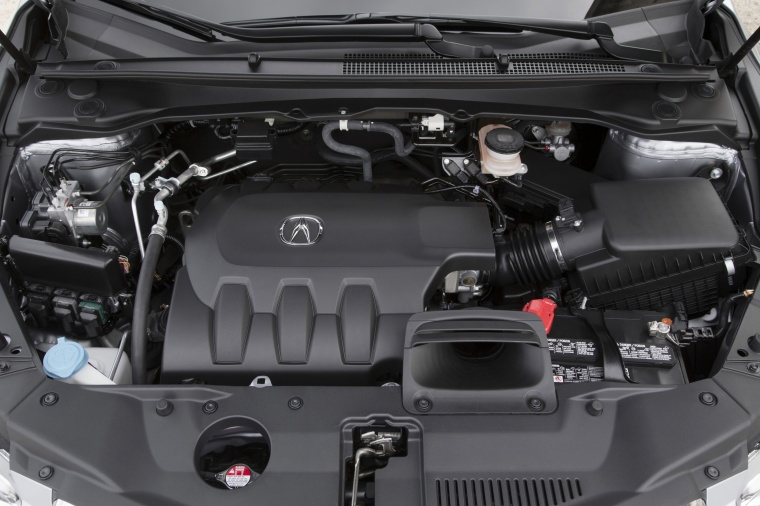 2017 Acura RDX AWD 3.5-liter V6 Engine Picture