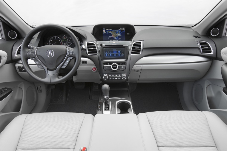 2017 Acura RDX AWD Cockpit in Grey