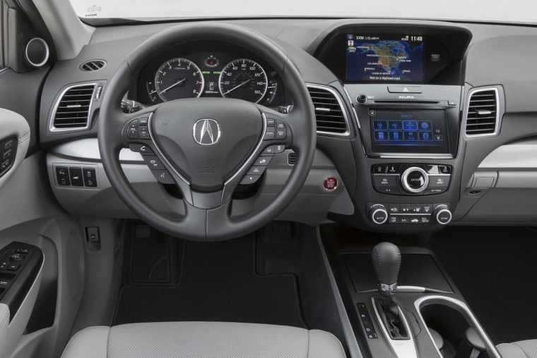 2017 Acura RDX AWD Cockpit Picture