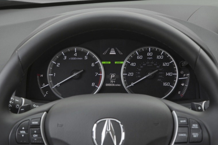 2017 Acura RDX AWD Gauges Picture