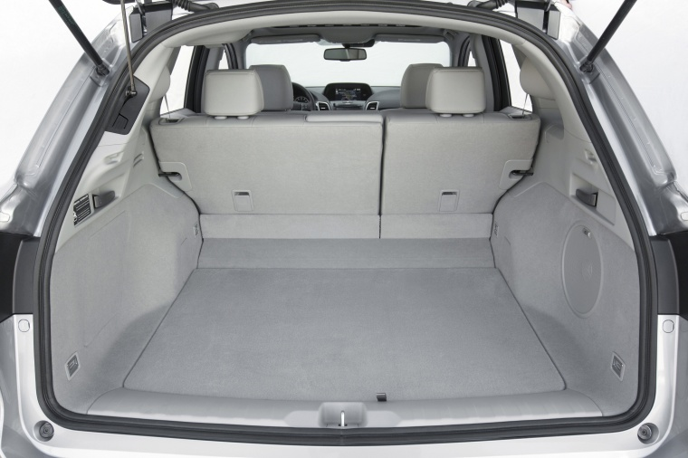 2017 Acura RDX AWD Trunk in Grey