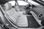 Picture of 2017 Acura RDX AWD Front Seats in Grey