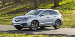 Research the 2017 Acura RDX