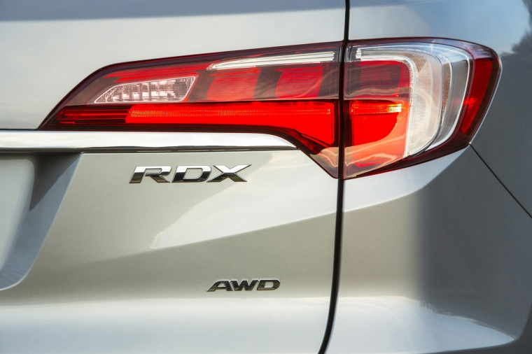 2018 Acura RDX AWD Tail Light Picture