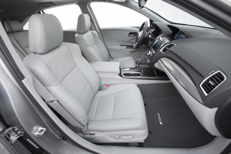 2018 Acura RDX AWD Front Seats Picture