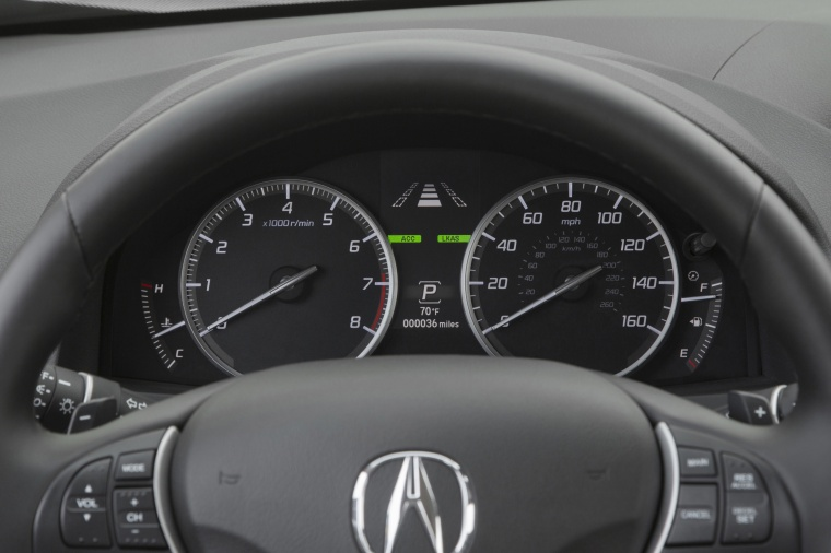 2018 Acura RDX AWD Gauges Picture
