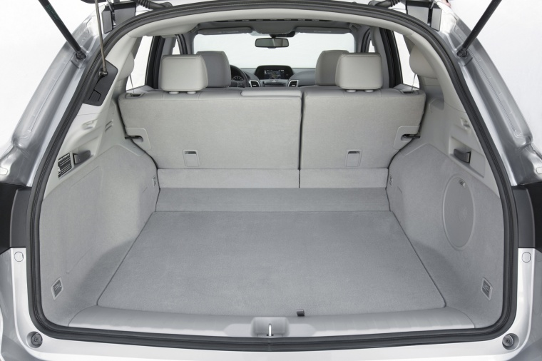 2018 Acura RDX AWD Trunk Picture