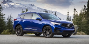 Research the 2019 Acura RDX