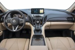 Picture of a 2020 Acura RDX SH-AWD's Cockpit in Parchment