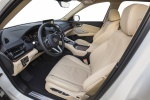 Picture of a 2020 Acura RDX SH-AWD's Front Seats in Parchment