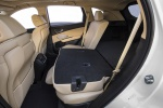 Picture of a 2020 Acura RDX SH-AWD's Rear Seat Folded in Parchment