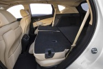 Picture of a 2020 Acura RDX SH-AWD's Rear Seats Folded in Parchment