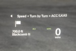 Picture of a 2020 Acura RDX SH-AWD's Head-Up Display