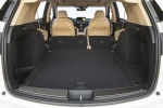 Picture of a 2020 Acura RDX SH-AWD's Trunk with Seats Folded