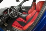 Picture of a 2020 Acura RDX A-Spec Package SH-AWD's Front Seats in Red