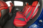Picture of a 2020 Acura RDX A-Spec Package SH-AWD's Rear Seats in Red