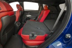 Picture of a 2020 Acura RDX A-Spec Package SH-AWD's Rear Seat Folded in Red
