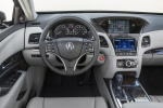 Picture of 2014 Acura RLX Cockpit in Graystone