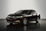 Picture of 2014 Acura RLX in Crystal Black Pearl