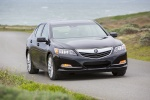 Picture of 2014 Acura RLX in Graphite Luster Metallic