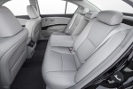Picture of 2014 Acura RLX Rear Seats in Graystone
