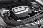 Picture of 2014 Acura RLX 3.5-liter V6 Engine