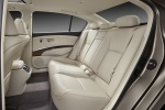 Picture of 2015 Acura RLX Rear Seats in Seacoast