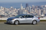 Picture of 2015 Acura RLX in Silver Moon