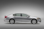 2015 Acura RLX in Silver Moon - Static Side View