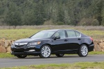 Picture of 2015 Acura RLX in Graphite Luster Metallic