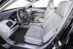 Picture of 2015 Acura RLX Front Seats in Graystone