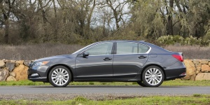 Acura RLX Reviews / Specs / Pictures / Prices