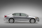 2016 Acura RLX in Slate Silver Metallic - Static Side View