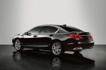 Picture of 2016 Acura RLX in Crystal Black Pearl