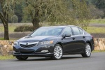 Picture of 2016 Acura RLX in Graphite Luster Metallic