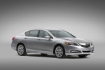 2016 Acura RLX in Slate Silver Metallic - Static Front Right Three-quarter View