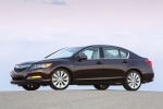 Picture of 2016 Acura RLX Sport Hybrid in Pomegranate Pearl