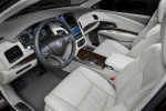 Picture of 2016 Acura RLX Sport Hybrid Interior in Graystone