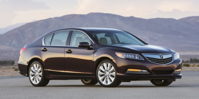 2016 Acura RLX Pictures