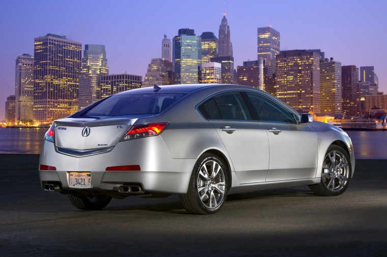2010 Acura TL SH-AWD - Picture / Pic / Image
