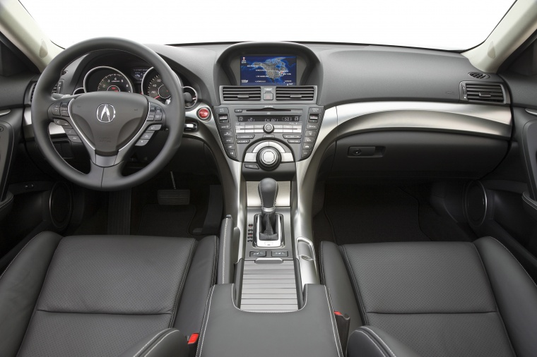 2010 Acura TL SH-AWD Cockpit Picture