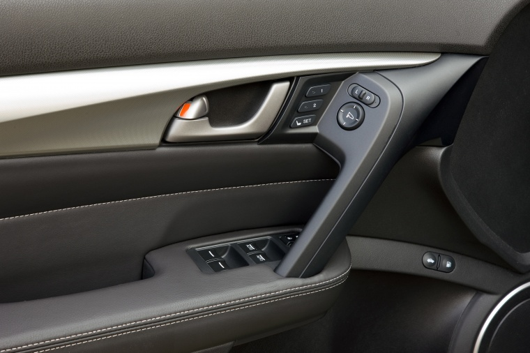 2010 Acura TL SH-AWD Door Panel Picture