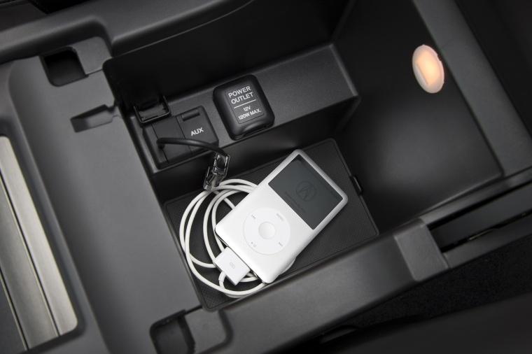 2010 Acura TL SH-AWD Interior Picture