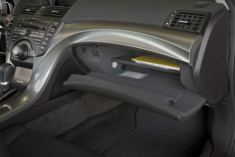 2010 Acura TL SH-AWD Glove Box Picture